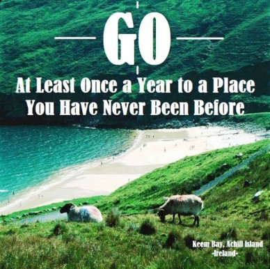 keem-bay-achill-island.-go-at-least-once-a-year-to-a-place-you-have-never-been-travel-quote1-660x657