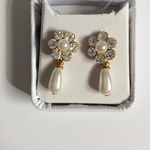 Earrings, $23